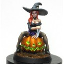 Miss Pumpkin Witch
